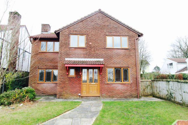 Thumbnail Detached house for sale in Troed-Y-Garth, Pentyrch
