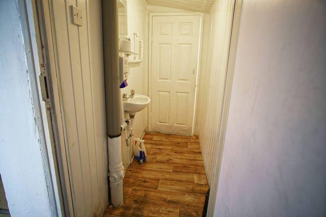 Toilet of Meadow Court, South Meadow Lane, Preston PR1