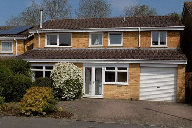 Thumbnail Detached house for sale in Sorrel Close, Royal Wootton Bassett, Swindon