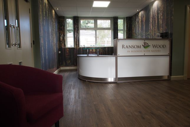 Thumbnail Office to let in Ransom Wood Business Park, Mansfield