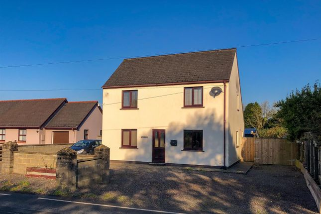 3 bed detached house for sale in Clarbeston Road SA63