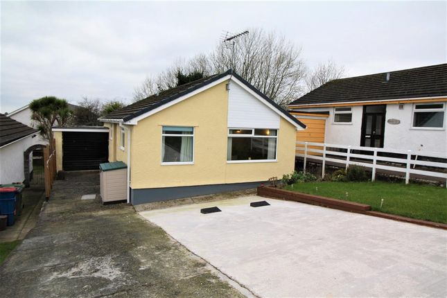 Thumbnail Detached bungalow to rent in Stad Garnedd, Star, Gaerwen