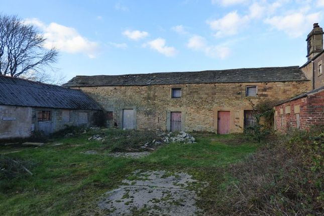 Thumbnail Barn conversion for sale in The Long Barn, Shirecliffe Farm, Barlow Lees Lane, Dronfield
