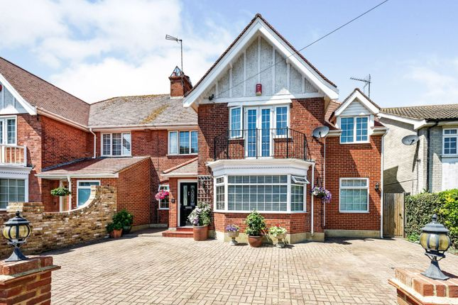 4 bed semi-detached house for sale in Fitzroy Avenue, Broadstairs CT10