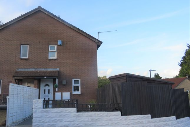 Thumbnail Property to rent in Lydstep Road, Barry