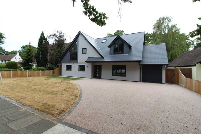 Thumbnail Detached house for sale in Welshwood Park Road, Colchester
