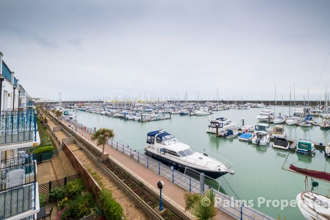 Thumbnail Duplex for sale in Merton Court, Brighton Marina