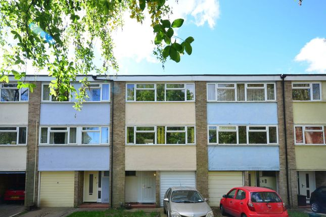 Thumbnail Terraced house to rent in Queens Court, Woking GU22, Woking,