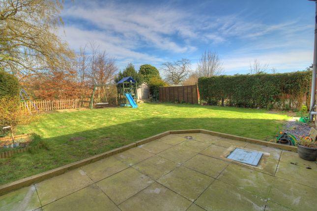 Rear Garden of Anglian Way, Market Rasen LN8
