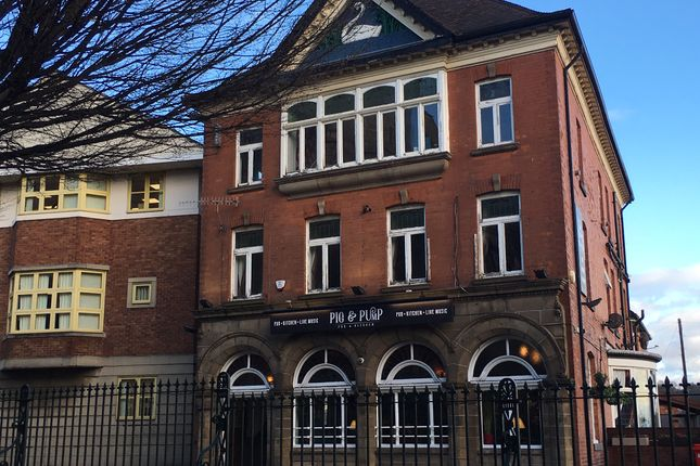 Thumbnail Pub/bar for sale in 16 St Mary's Gate, Chesterfield