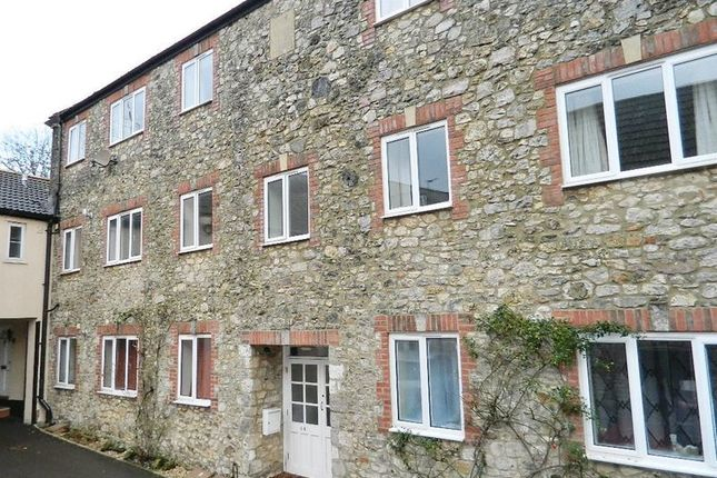 Thumbnail Flat to rent in Foundry Mews, Combe Street, Chard