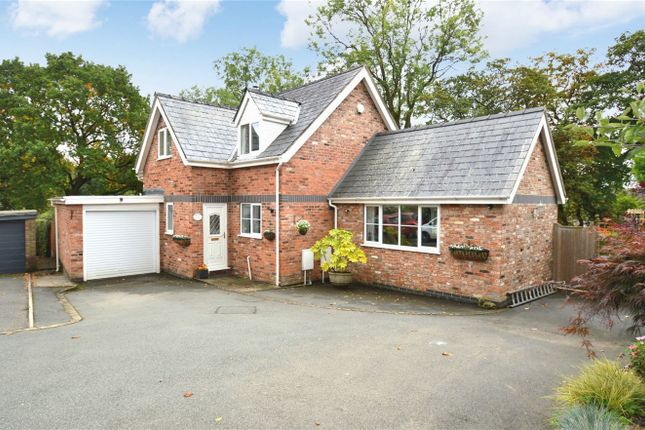 Thumbnail Detached house for sale in Rainow View, Bollington, Macclesfield, Cheshire