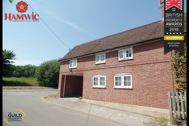 Thumbnail Semi-detached house for sale in Newton Lane, Whiteparish
