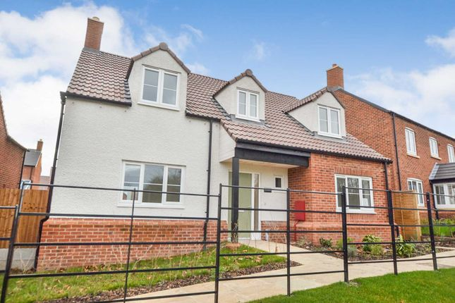 Thumbnail Detached house for sale in Fleet Lane, Twyning, Gloucestershire