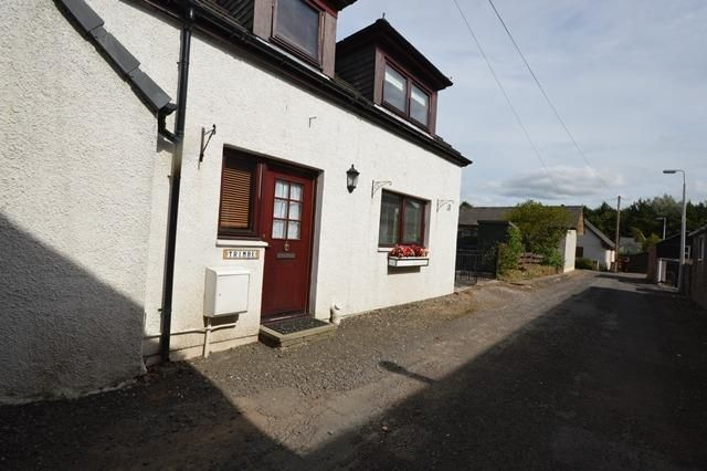 Thumbnail End terrace house to rent in Trimbe, Main Road, Aberuthven, Auchterarder