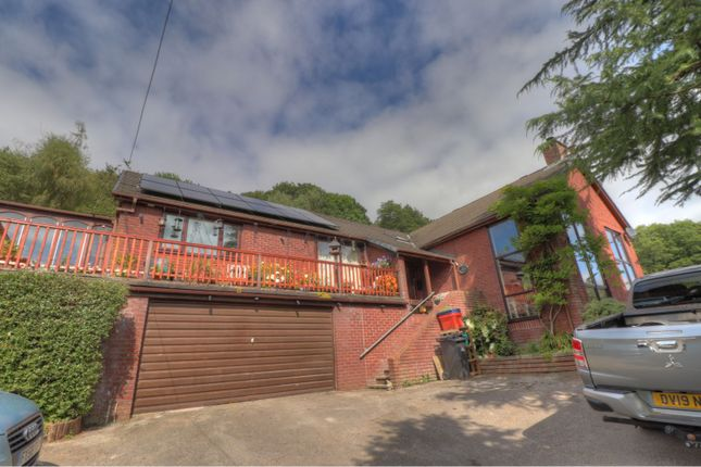 Thumbnail Detached house for sale in Trefeglwys Road, Llanidloes