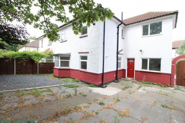 Thumbnail Semi-detached house to rent in Macarthur Terrace, Charlton Park Road, London