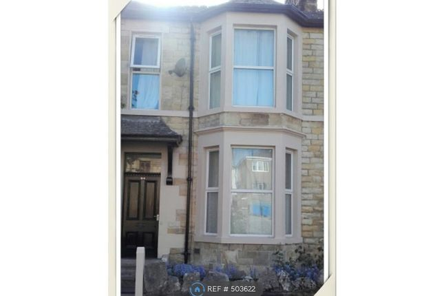 Thumbnail Terraced house to rent in Dale Street, Lancaster