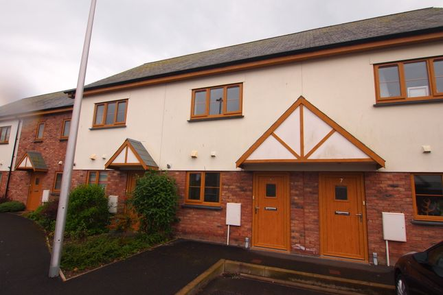 Thumbnail Terraced house to rent in Bowen Court, Braunton
