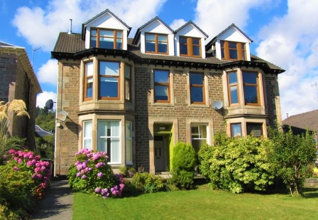 Thumbnail Flat for sale in Glenmorag Crescent, Dunoon