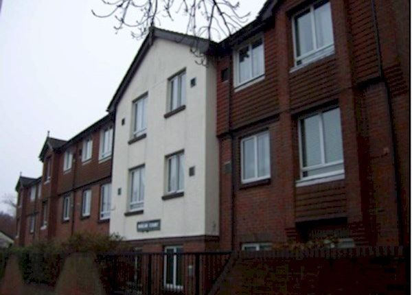 Thumbnail Flat to rent in Middle Road, Park Gate, Southampton
