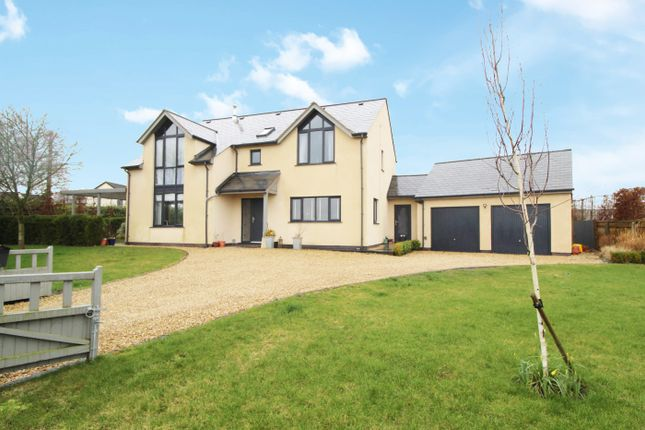 Detached house for sale in Chapel Lane, Churcham, Gloucestershire