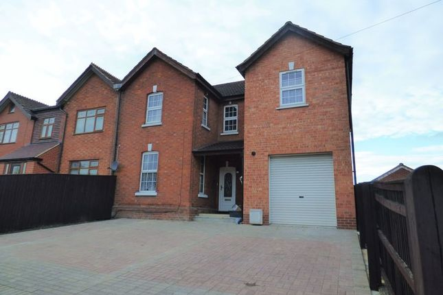 Thumbnail Semi-detached house for sale in Bristol Road, Quedgeley, Gloucester