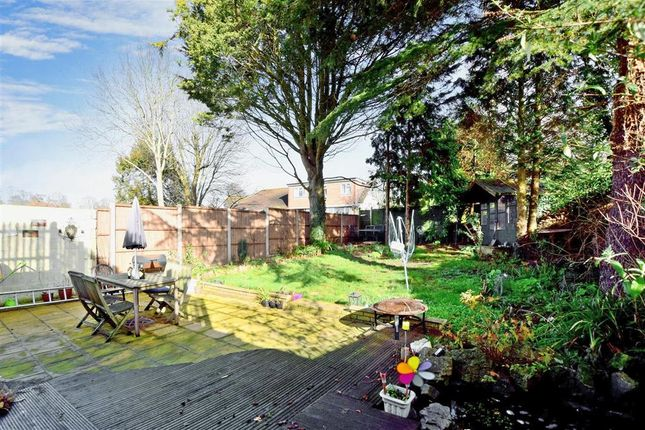 Rear Garden of High Street, Findon Village, West Sussex BN14