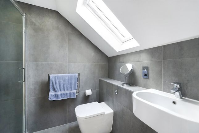 Bathroom of Rusthall Avenue, London W4