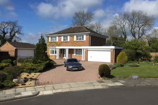 Thumbnail Detached house for sale in Hardwick Court, Hartlepool