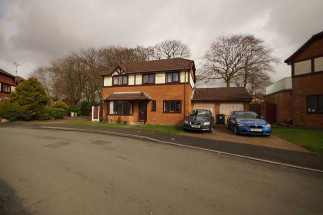 Thumbnail Detached house to rent in Avonhead Close, Horwich, Bolton