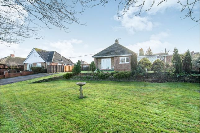 Thumbnail Detached bungalow for sale in Biddesden Lane, Ludgershall, Andover