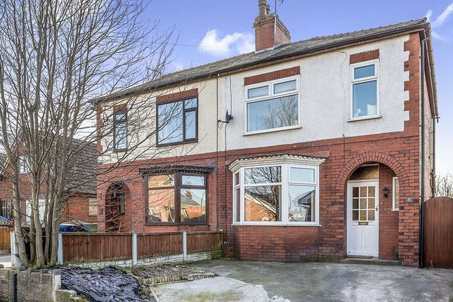 3 bed semi-detached house for sale in Hall Lane, Leyland