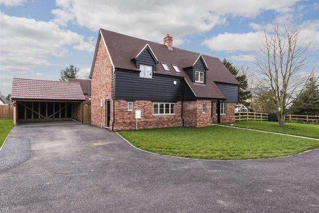 Thumbnail Detached house for sale in Eltisley Road, Great Gransden, Sandy