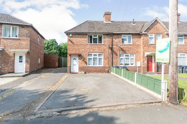 3 bed end terrace house for sale in Arkley Road, Hall Green, Birmingham B28