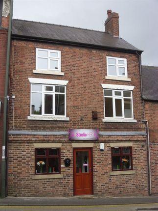 Thumbnail Flat to rent in Flat 2, 43 King Street, Alfreton