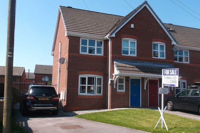 Thumbnail Mews house to rent in Cambridge Road, Lostock, Bolton