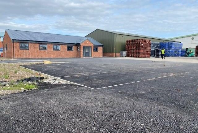 Thumbnail Industrial for sale in Offices Warehouse & Yard, Morton Park, Darlington