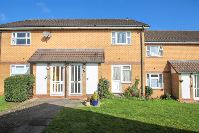 Thumbnail Flat for sale in Twyford Close, Aldridge, Walsall