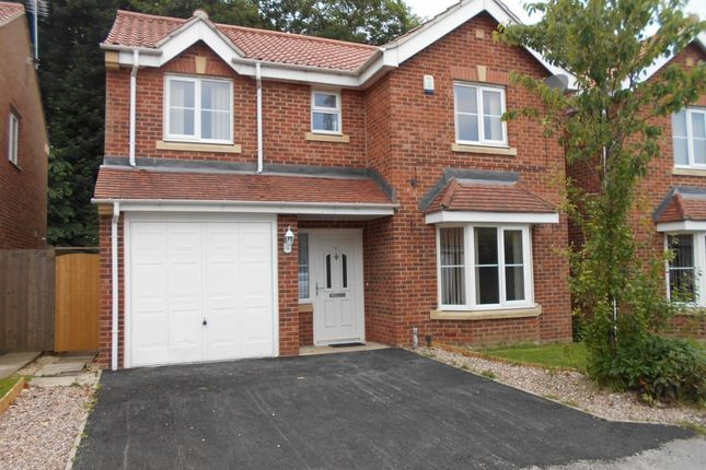 Thumbnail Detached house to rent in Moverley Way, Castleford