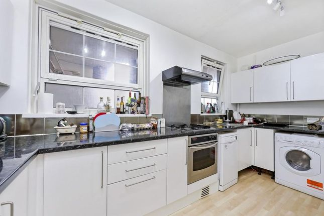 Kitchen of Georges Road, London N7