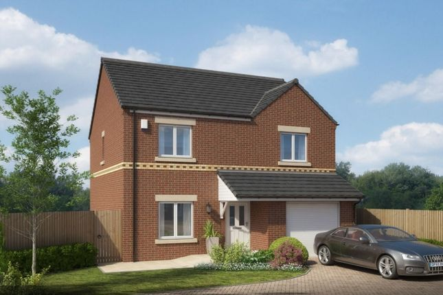 Thumbnail Semi-detached house for sale in South Church Road, Bishop Auckland