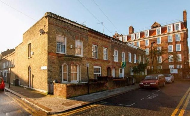 Thumbnail Town house to rent in Nursery Road, London