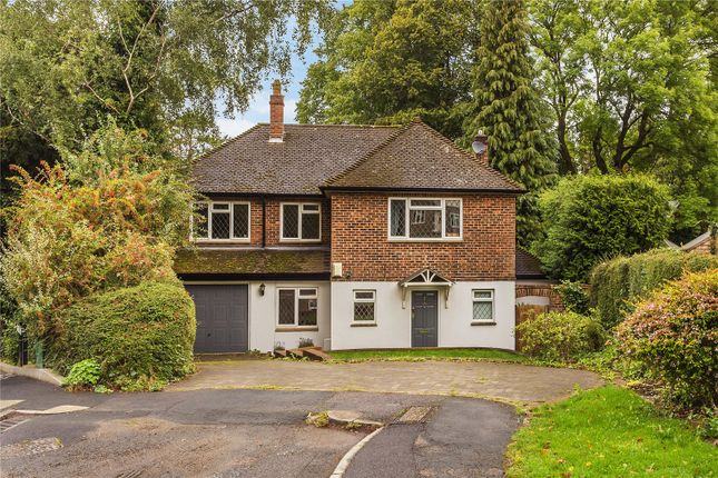 Thumbnail Detached house for sale in Loxford Way, Caterham, Surrey
