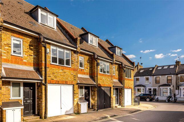 Thumbnail Terraced house for sale in Burnthwaite Road, London