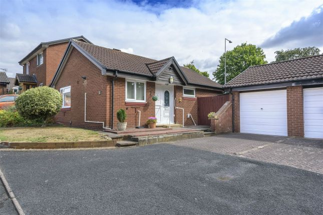 Thumbnail Detached bungalow for sale in Royal Oak Drive, Apley, Telford, Shropshire