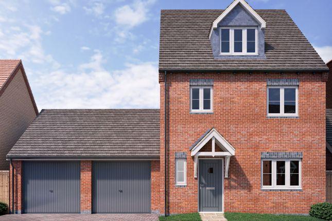 4 bed detached house for sale in Aubries, Walkern, Stevenage SG2