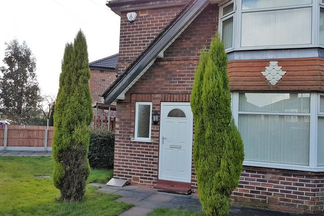 Thumbnail Semi-detached house to rent in Oxford Rd, Salford, Manchester
