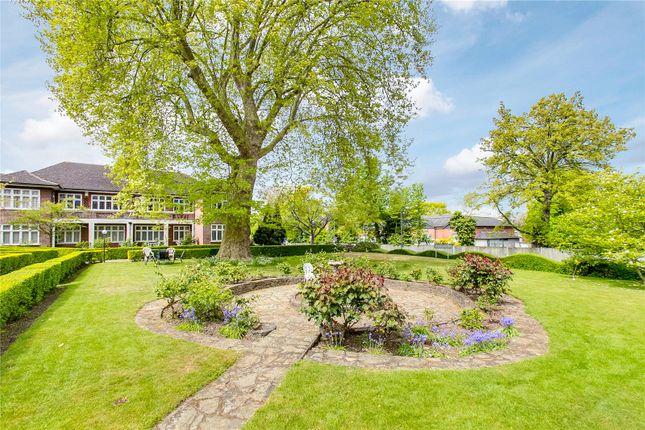 Communal Garden of Windermere, Lytton Grove, Putney, London SW15