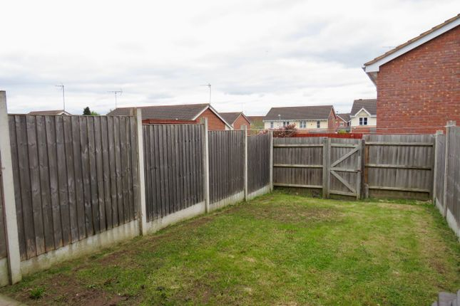 Garden of Padstow Drive, Stafford ST17